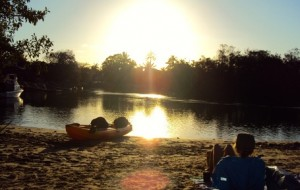 Broadbeach Sunset Kayak Experience